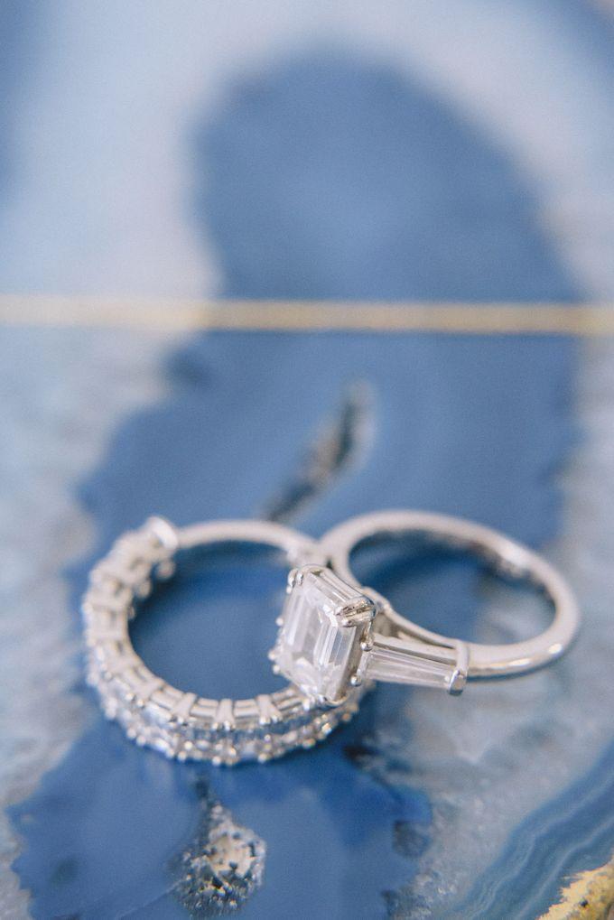 An amazing wedding in Mykonos by Elias Kordelakos - 009
