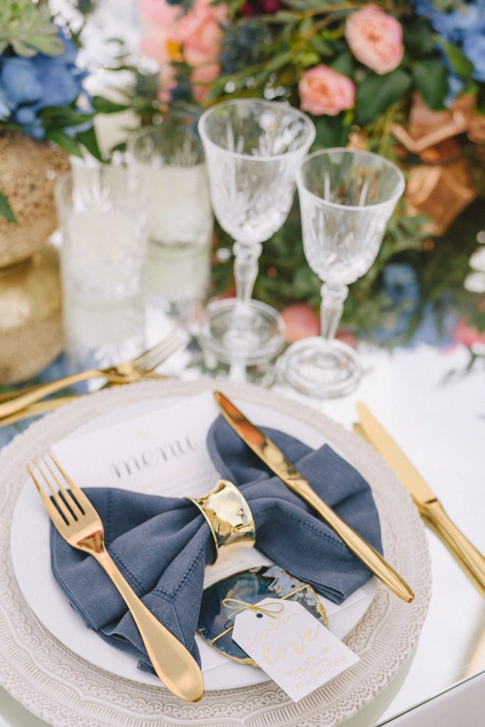 An amazing wedding in Mykonos by Elias Kordelakos - 019