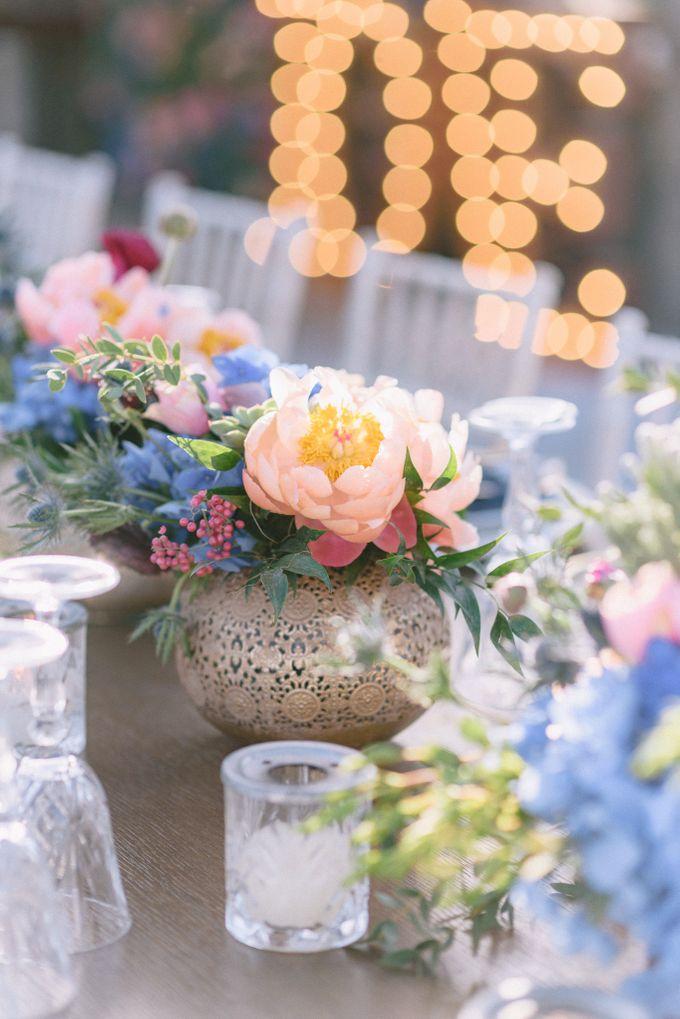 An amazing wedding in Mykonos by Elias Kordelakos - 020