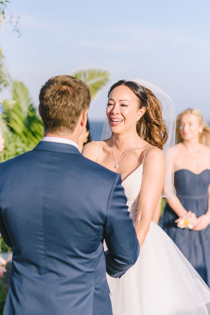 An amazing wedding in Mykonos by Elias Kordelakos - 027