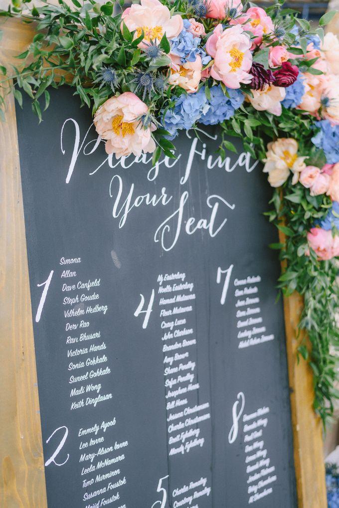 An amazing wedding in Mykonos by Elias Kordelakos - 041