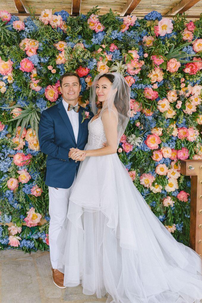 An amazing wedding in Mykonos by Elias Kordelakos - 047