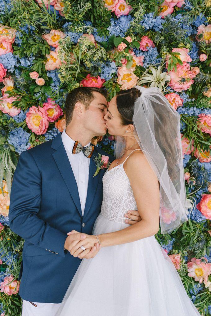 An amazing wedding in Mykonos by Elias Kordelakos - 048