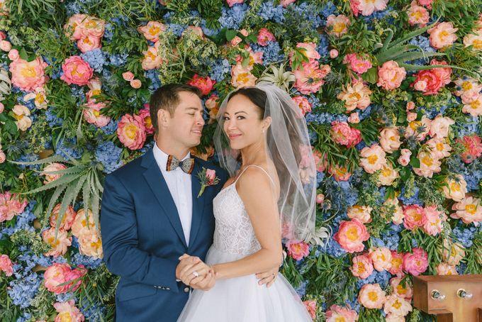 An amazing wedding in Mykonos by Elias Kordelakos - 049