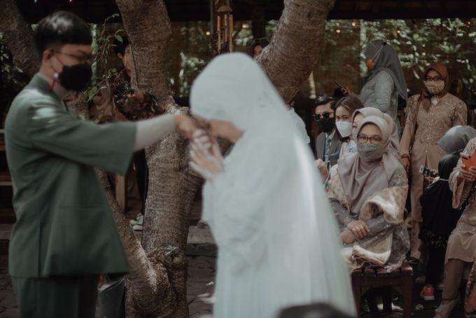 KHEA AND ANAS   WEDDING by MERAWI - 019