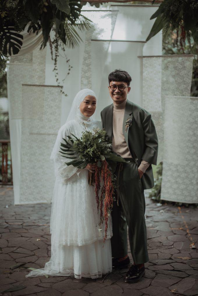 KHEA AND ANAS   WEDDING by MERAWI - 028