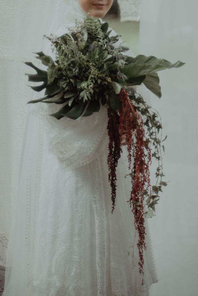 KHEA AND ANAS   WEDDING by MERAWI - 030