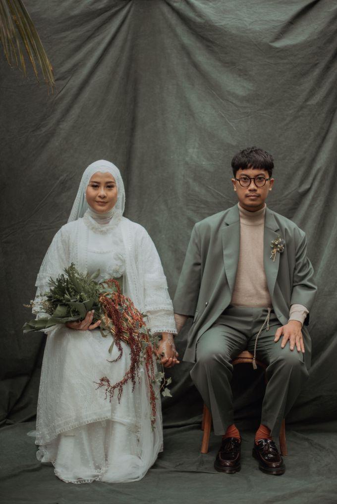 KHEA AND ANAS   WEDDING by MERAWI - 032