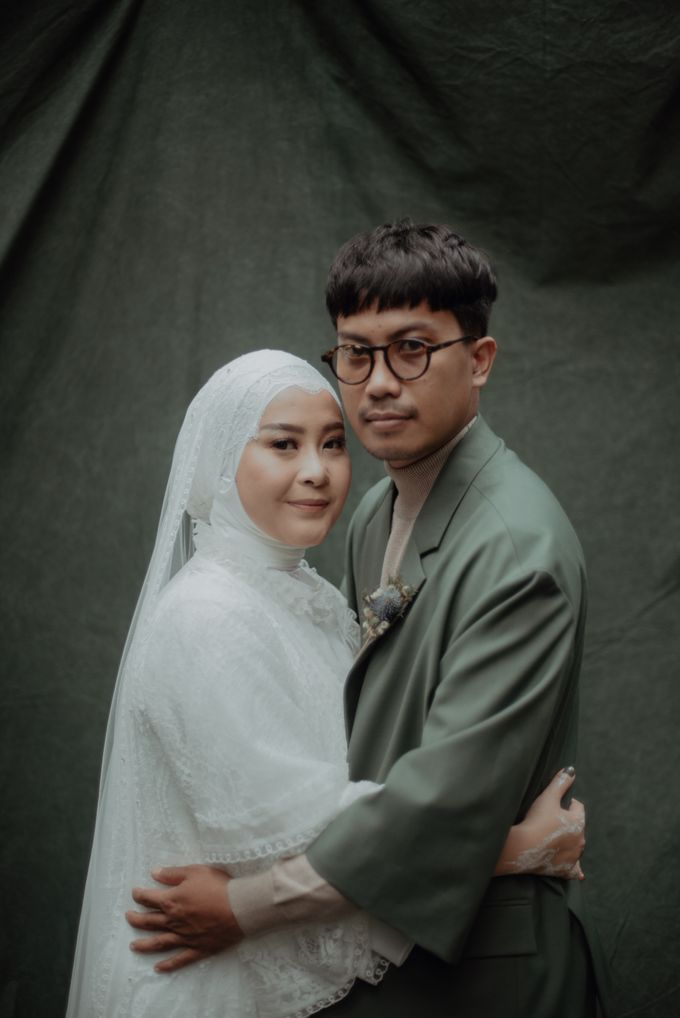 KHEA AND ANAS   WEDDING by MERAWI - 037