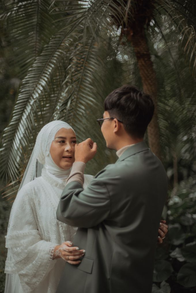 KHEA AND ANAS   WEDDING by MERAWI - 039