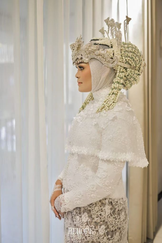 Wedding of Khayra & Satria by Contrast Wedding Organizer - 008