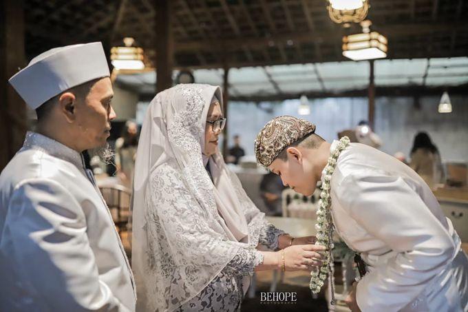 Wedding of Khayra & Satria by Contrast Wedding Organizer - 007