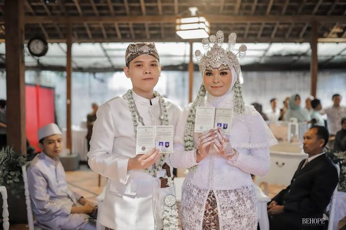 Wedding of Khayra & Satria by Contrast Wedding Organizer - 005