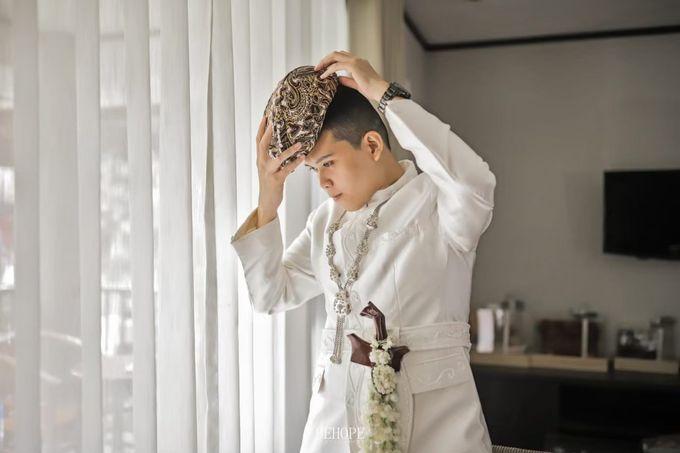 Wedding of Khayra & Satria by Contrast Wedding Organizer - 004