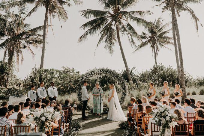 A Romantic Rustic Destination Wedding In Bali by AVAVI BALI WEDDINGS - 003
