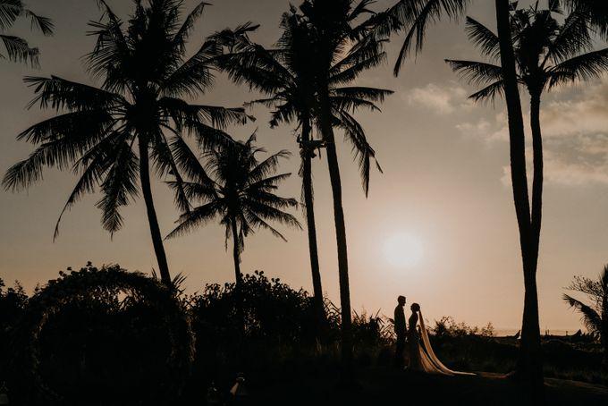 A Romantic Rustic Destination Wedding In Bali by AVAVI BALI WEDDINGS - 010