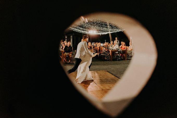 A Romantic Rustic Destination Wedding In Bali by AVAVI BALI WEDDINGS - 011