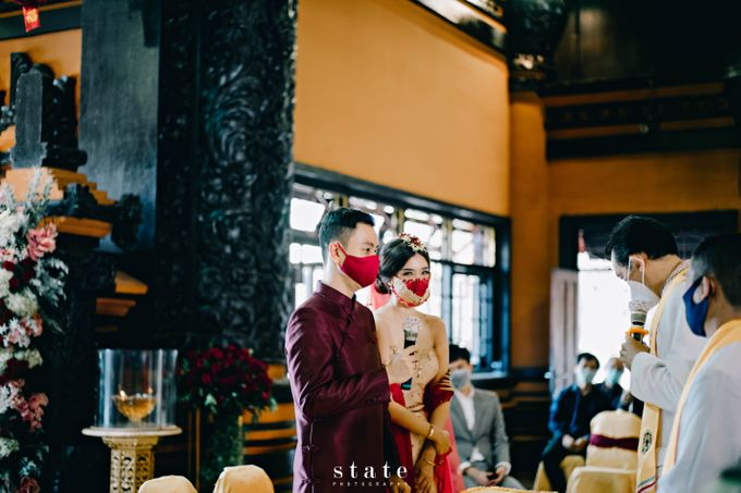 Wedding - Loise & Ellen Part 2 by State Photography - 017