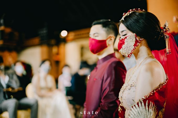 Wedding - Loise & Ellen Part 2 by State Photography - 019