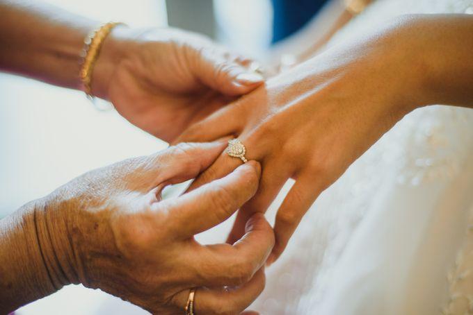 Arvan and Chelsy Wedding by Bali Wedding Planner - 013