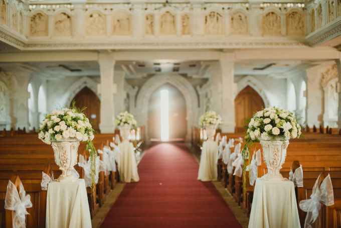 Arvan and Chelsy Wedding by Bali Wedding Planner - 014