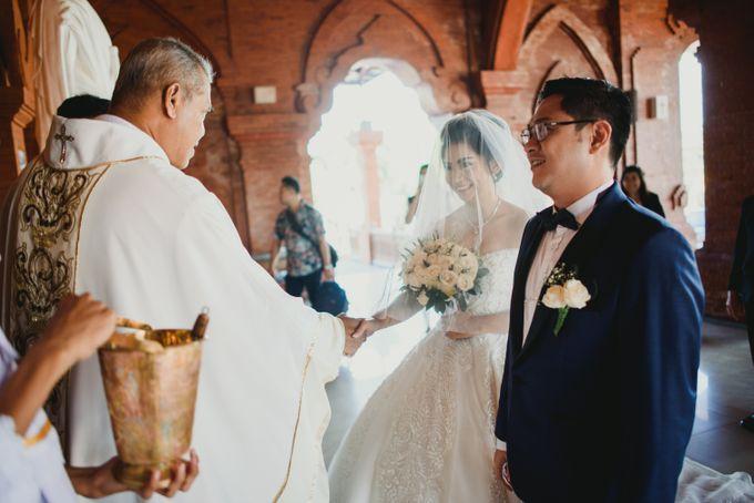 Arvan and Chelsy Wedding by Bali Wedding Planner - 015