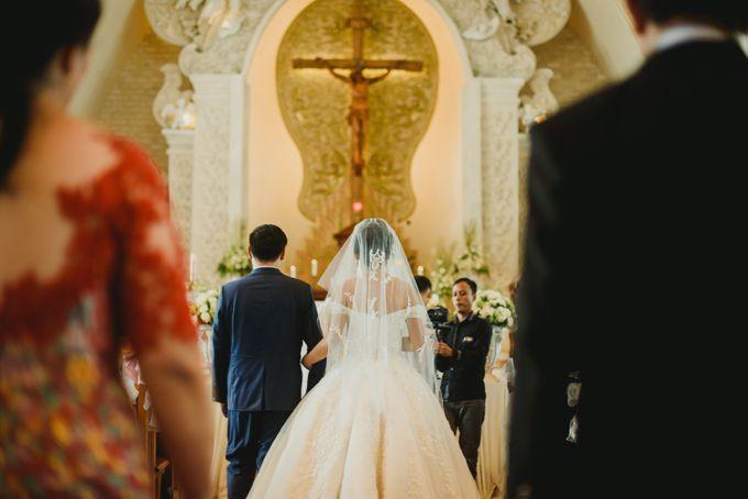 Arvan and Chelsy Wedding by Bali Wedding Planner - 016