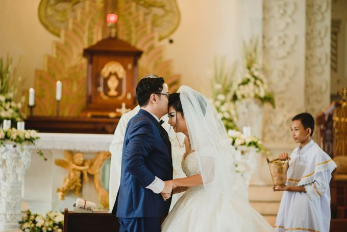 Arvan and Chelsy Wedding by Bali Wedding Planner - 017