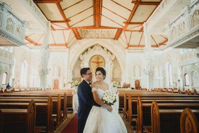 Arvan and Chelsy Wedding by Bali Wedding Planner - 018