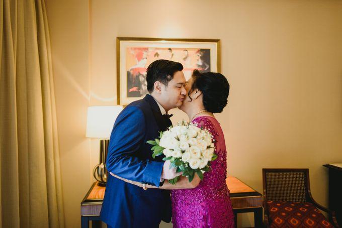 Arvan and Chelsy Wedding by Bali Wedding Planner - 004