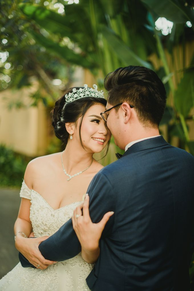 Arvan and Chelsy Wedding by Bali Wedding Planner - 020