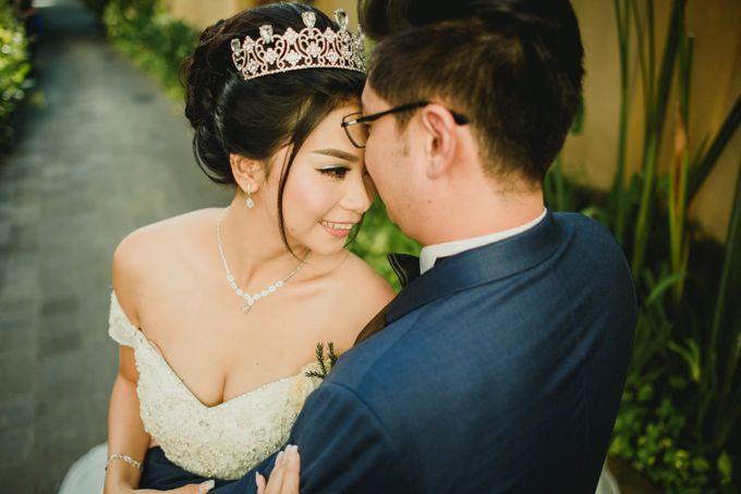 Arvan and Chelsy Wedding by Bali Wedding Planner - 021