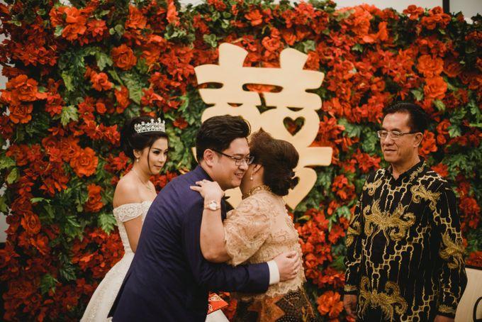 Arvan and Chelsy Wedding by Bali Wedding Planner - 022