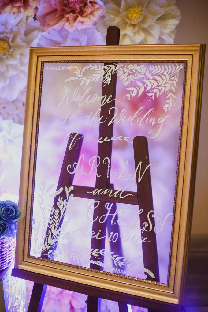 Arvan and Chelsy Wedding by Bali Wedding Planner - 023