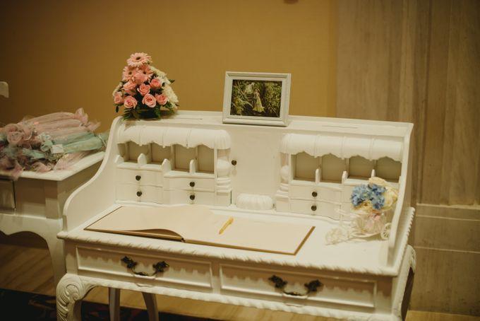 Arvan and Chelsy Wedding by Bali Wedding Planner - 025