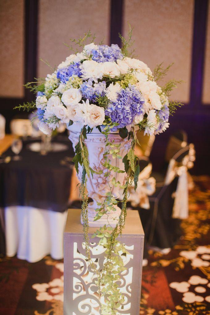 Arvan and Chelsy Wedding by Bali Wedding Planner - 027