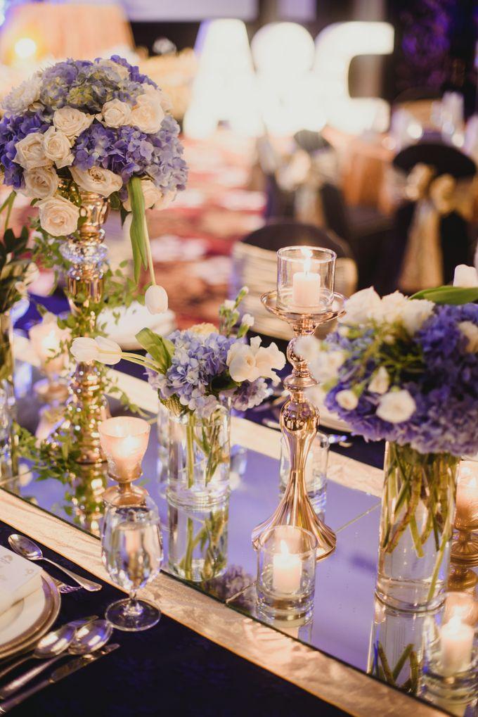 Arvan and Chelsy Wedding by Bali Wedding Planner - 029
