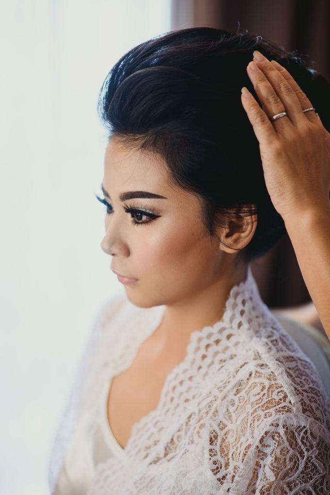 Arvan and Chelsy Wedding by Bali Wedding Planner - 005