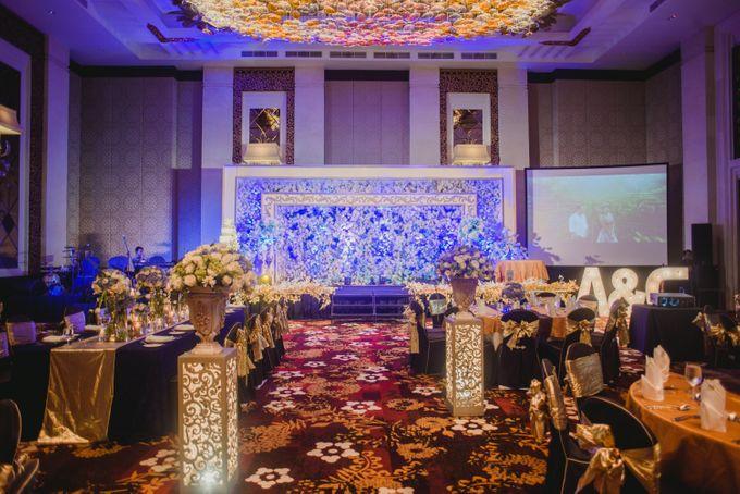 Arvan and Chelsy Wedding by Bali Wedding Planner - 032