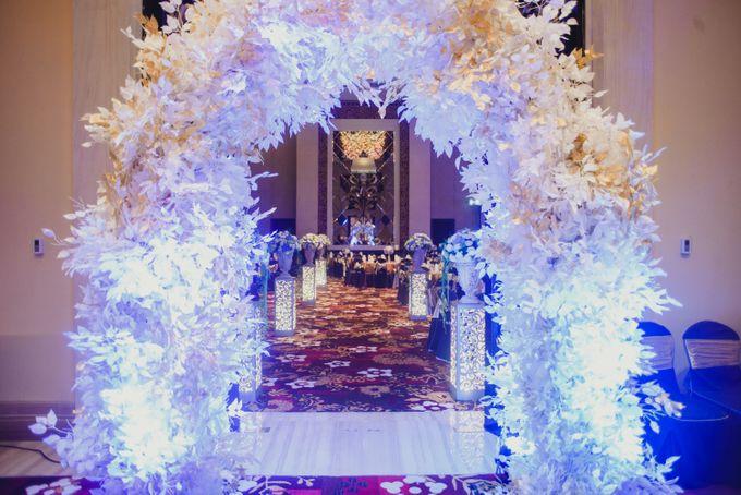 Arvan and Chelsy Wedding by Bali Wedding Planner - 033