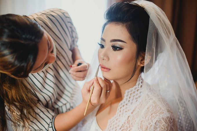 Arvan and Chelsy Wedding by Bali Wedding Planner - 006