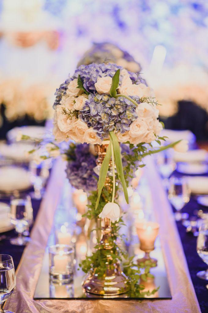 Arvan and Chelsy Wedding by Bali Wedding Planner - 038