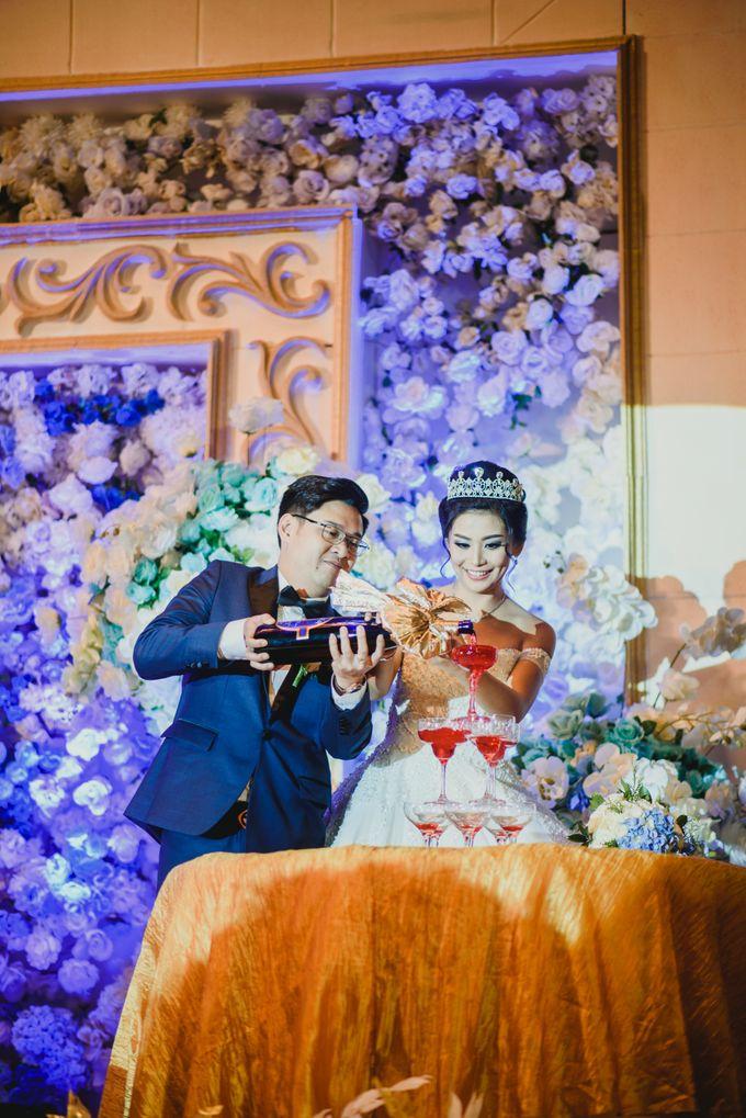 Arvan and Chelsy Wedding by Bali Wedding Planner - 040