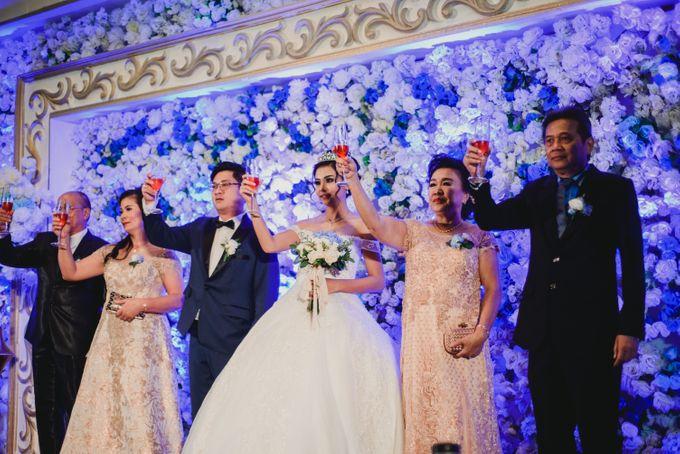 Arvan and Chelsy Wedding by Bali Wedding Planner - 001