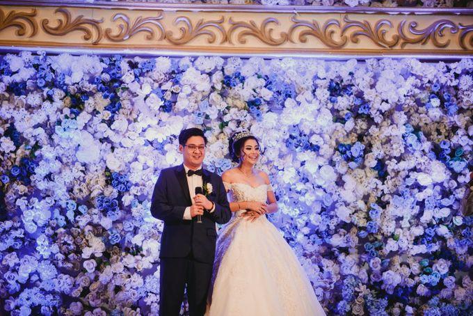 Arvan and Chelsy Wedding by Bali Wedding Planner - 041
