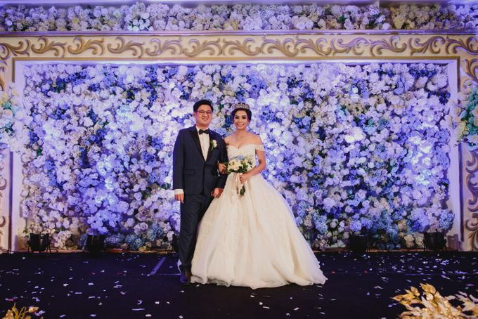 Arvan and Chelsy Wedding by Bali Wedding Planner - 042