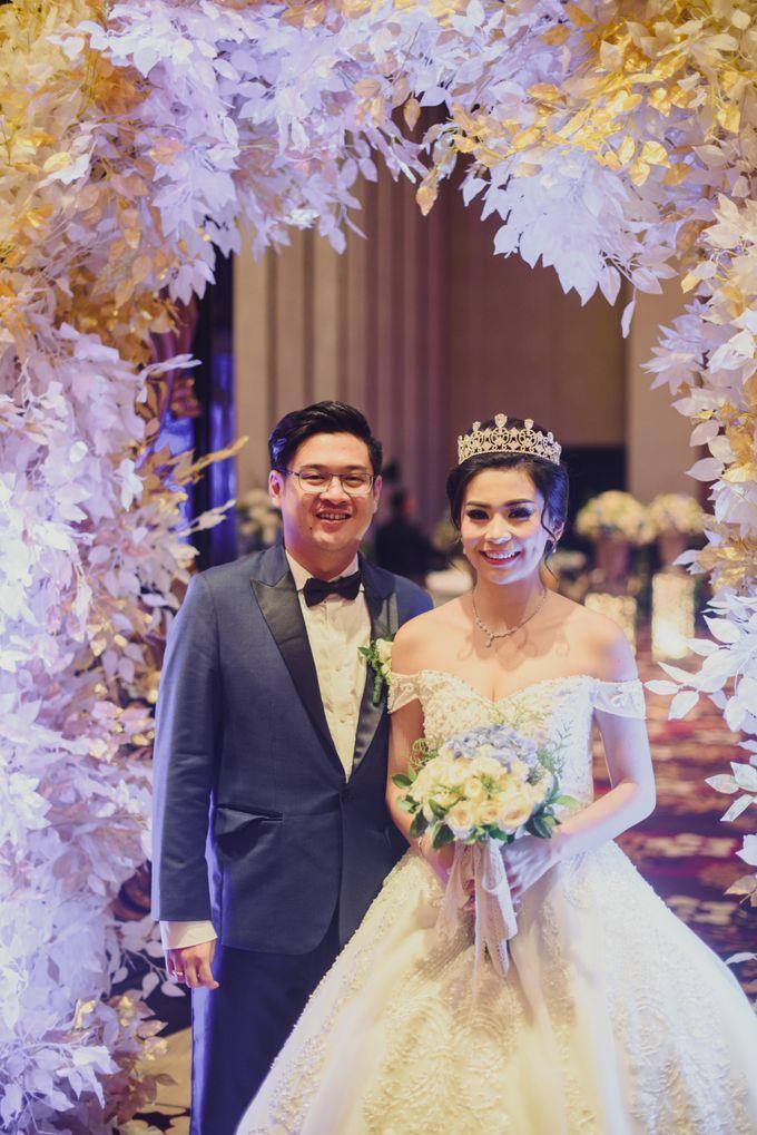 Arvan and Chelsy Wedding by Bali Wedding Planner - 043