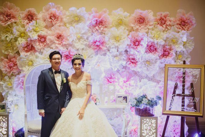 Arvan and Chelsy Wedding by Bali Wedding Planner - 044