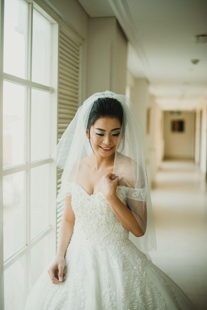 Arvan and Chelsy Wedding by Bali Wedding Planner - 008