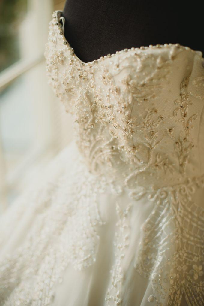 Arvan and Chelsy Wedding by Bali Wedding Planner - 002